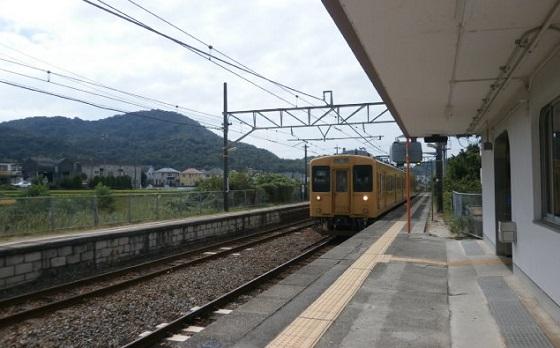 参道を登った弘法寺山(野呂山)